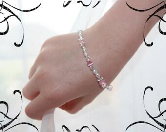 Shabby Chic Emma  Childrens Bracelet