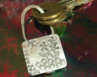 Keyring- Floral Series Two