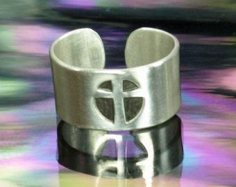 Ear Cuff- Small Cross