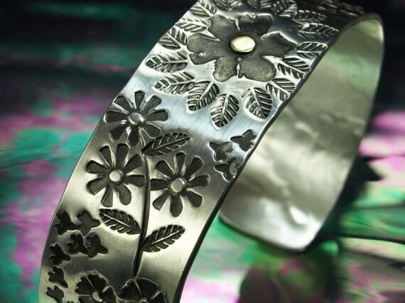 Bracelet- Floral Series One