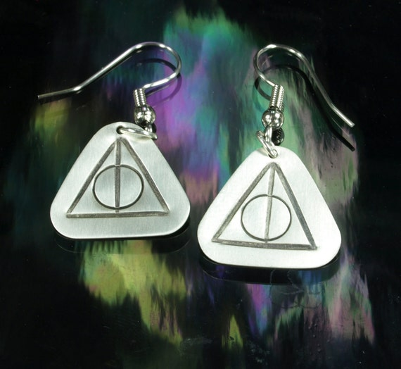 Triangle Dangles, Harry Potter- Deathly Hallows