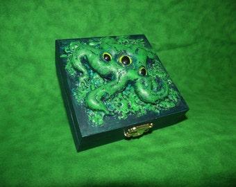 Cthulhu box OOAK