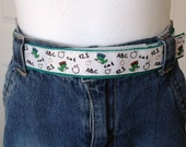 Boutique Toddler Belt Ready to Learn
