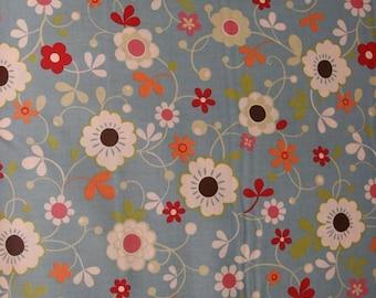 Freebird Garden fabric in Sky from Moda for Ann