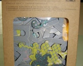 Amy Butler for K & Company Chipboard Alphabet Set 108 pieces