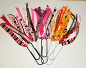 Jumbo Paper Clip Bookmarks New Clip Colors