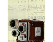 Brownie Camera 2 - limited edition archival print