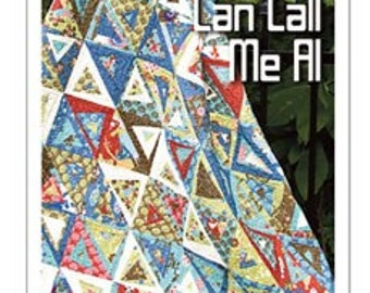 You Can Call Me Al Quilt Pattern by Carolina Patchworks