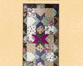 North Country Table Runner Pattern by This and That Quilt Patterns