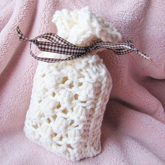 Soaplet Soap Cozy - Sweet Cream