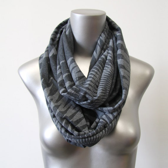 Dark Gray Scarf, Neckwear, Scarf Accessories, Scarf Handmade, Scarf Oversized, Scarf Winter, Scarf for Women, Gift ideas for Friends