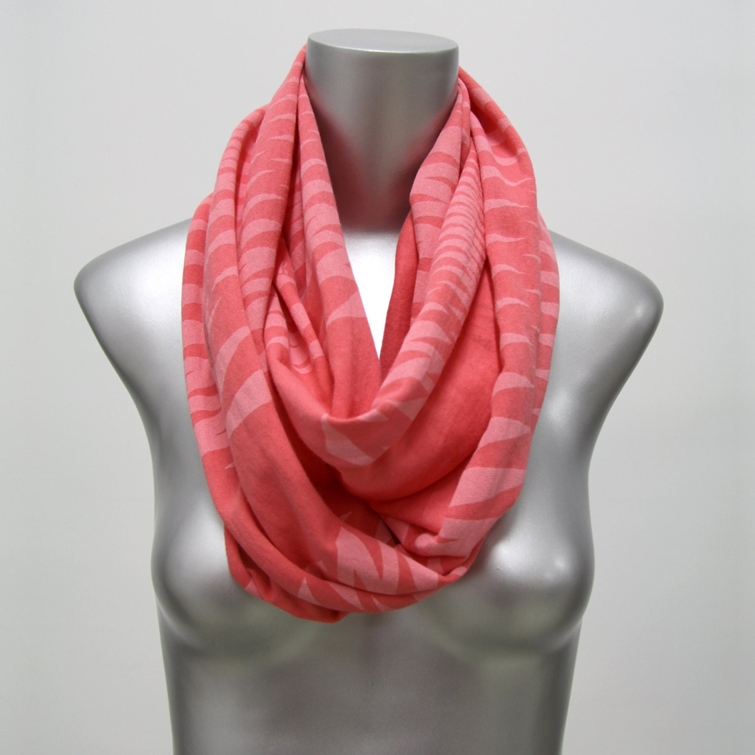 womens head neck wrap circle loop scarves handmade loop necklace wear  Neck Scarves For Women