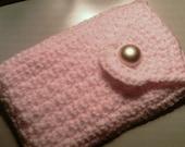 Handmade Tarot Card Case Pink