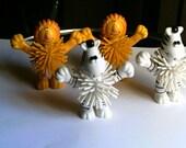 Wild Animal Spiny Figures Stress Balls