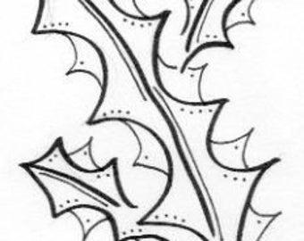 Thermofax Screen - Dandelion