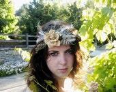 Forest Formal- Head Piece, Crown, Tiara