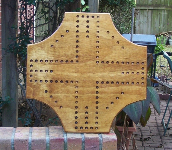 New Style Aggravation board game Custom designed sign d by craftsman
