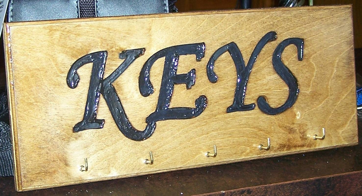 Famous Decorative Wall Mounted Key Holder Adornment - All About ...