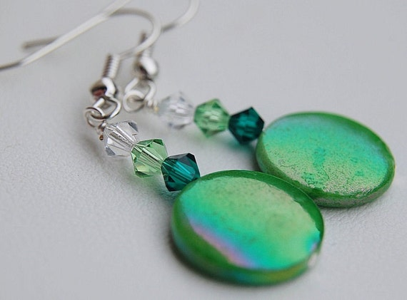 Irish For a Day Earrings