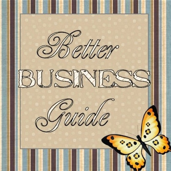The BEST-SELLING Business Guide for Etsy.com---(plus 2 free gifts)-Spread your wings and FLY