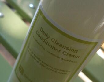 Daily Cleansing Conditioner Cream 8 oz.