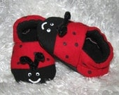 Ladybug Shoopers - Perfect for Halloween