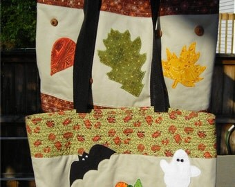 Fall Tote Patterns