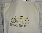 Totally Tandem Gear or Grocery Bag