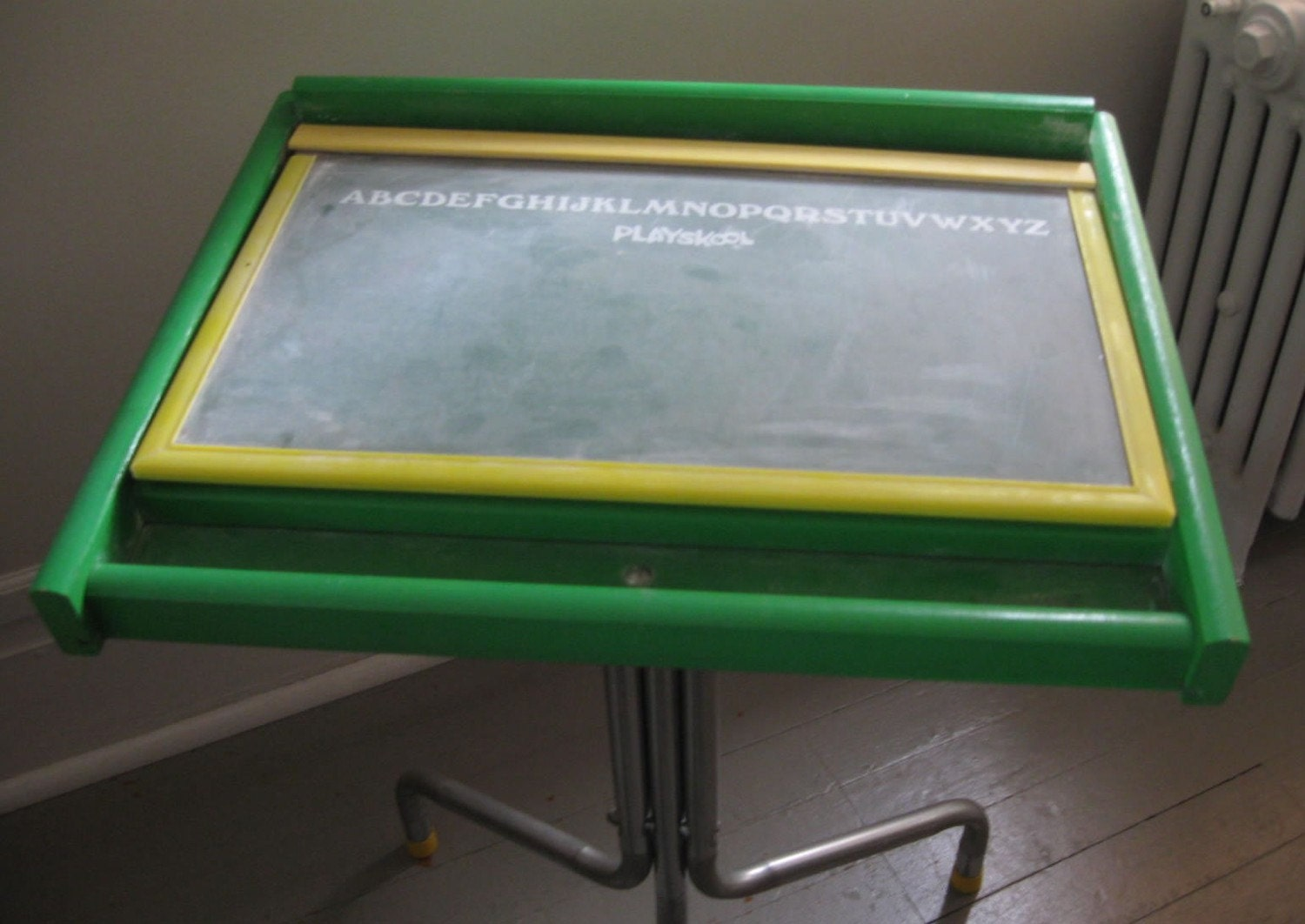 This Is A Great 1980s Child S Preschool Desk By Playskool