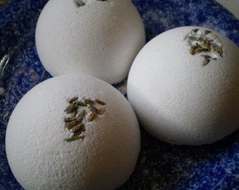 Lavender Bath Bombs Set of 3