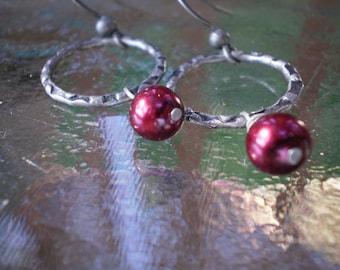 Cherry Bomb Earrings