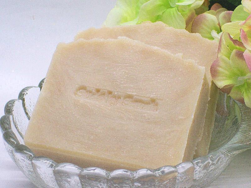 Vintage Lace Soap Cake