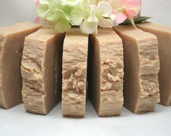 Chamomile Neroli Soap Cake