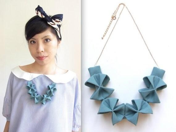 LAST ONE - Origami Kuru Shou - Seafoam green