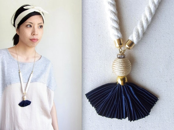 Hidakon Rope Necklace