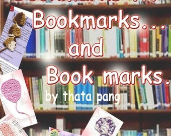 E-booklet (Play with bookmarks)