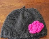 Pretty Jane Newborn\/0-3 Months Hat  REDUCED