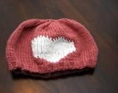 Heart Jane Hat Toddler Size