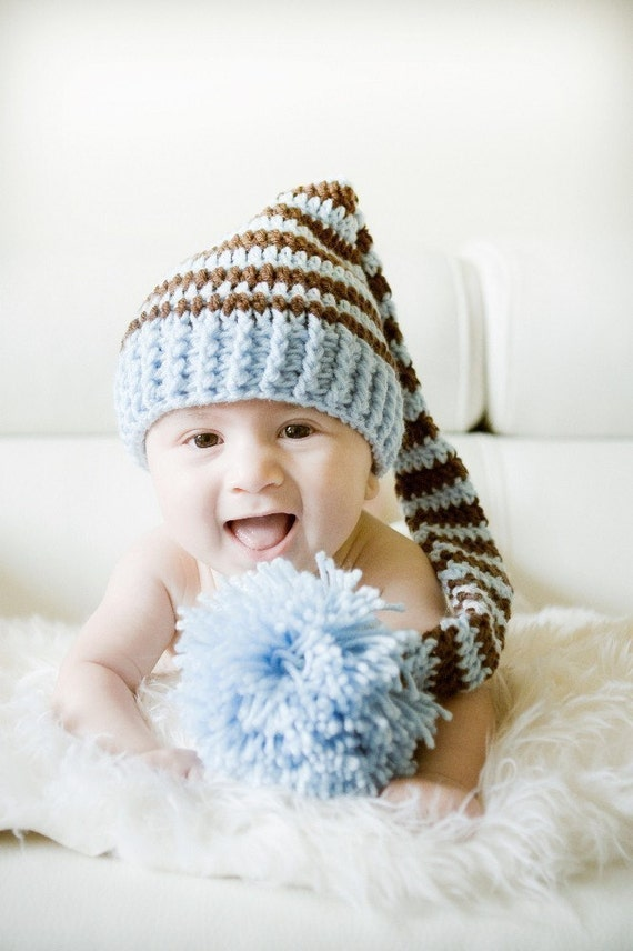 Photo Prop Elf Or Santa Hat 3 to 6 months