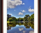 Reflections on a River - Fine Art Print