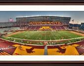 MN Gophers TCF Bank Stadium - Fine Art Print