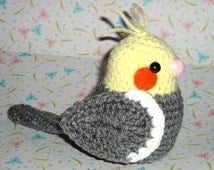 COCKATIEL PDF Pattern