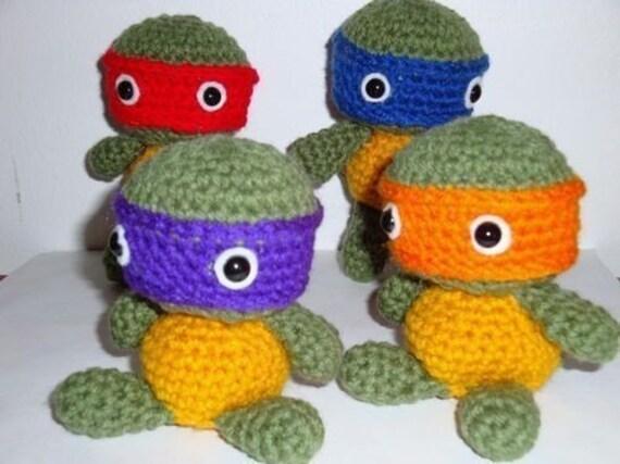 Ninja Turtles Pdf Pattern