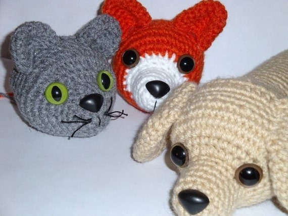 Critter Drafty Door Stoppers Pdf Pattern By Chiwaluv On Etsy