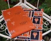 UT - University of TEXAS - Burpie -- Personalization available
