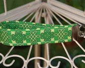 Celtic Knot - for those Irish fans - Wristlet Key Holder - Personalization available