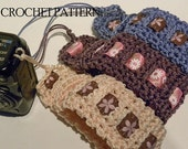 DSLR Nikon Canon Point & Shoot Camera Hand Strap (Crochet Pattern) Made with Durable Nylon