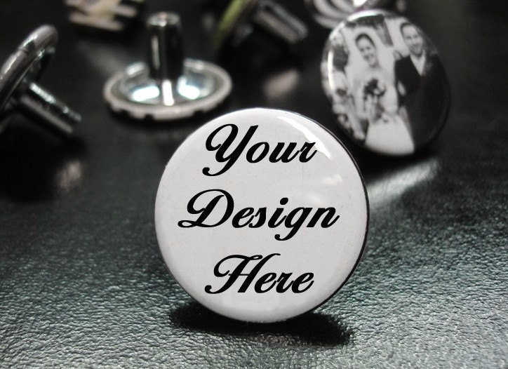 Custom Cabinet Knobs & Drawer pulls designed by YOU