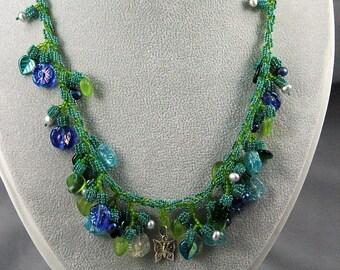 tree spirt necklace