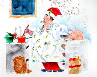 Christmas Chef